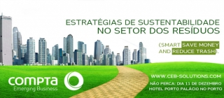 Evento O futuro dos Sistemas SMART (Save Money and Reduce Trash)